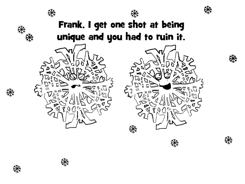 #37: Every Snowflake is Unique