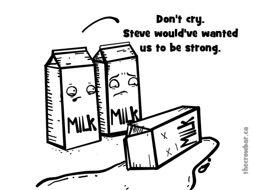 spilledmilk